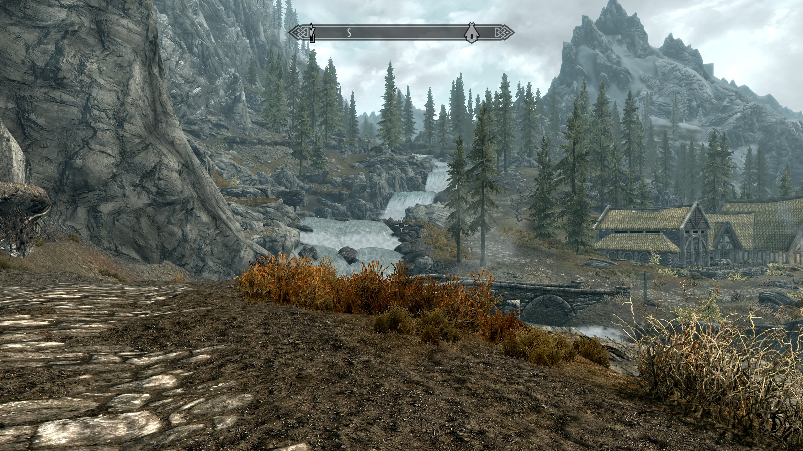 """Skyrim outside of Whiterun"""