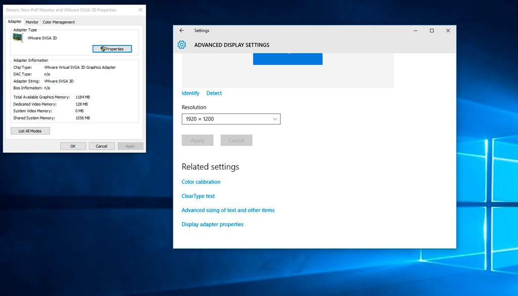 Upgrading to Windows 10 with VMWare Fusion