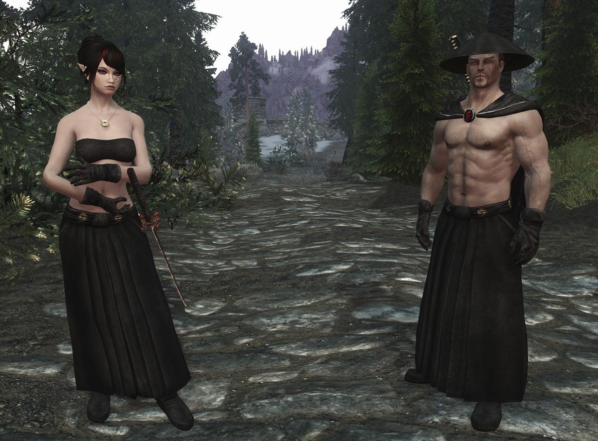 Skyrim Gear 2 Akavir