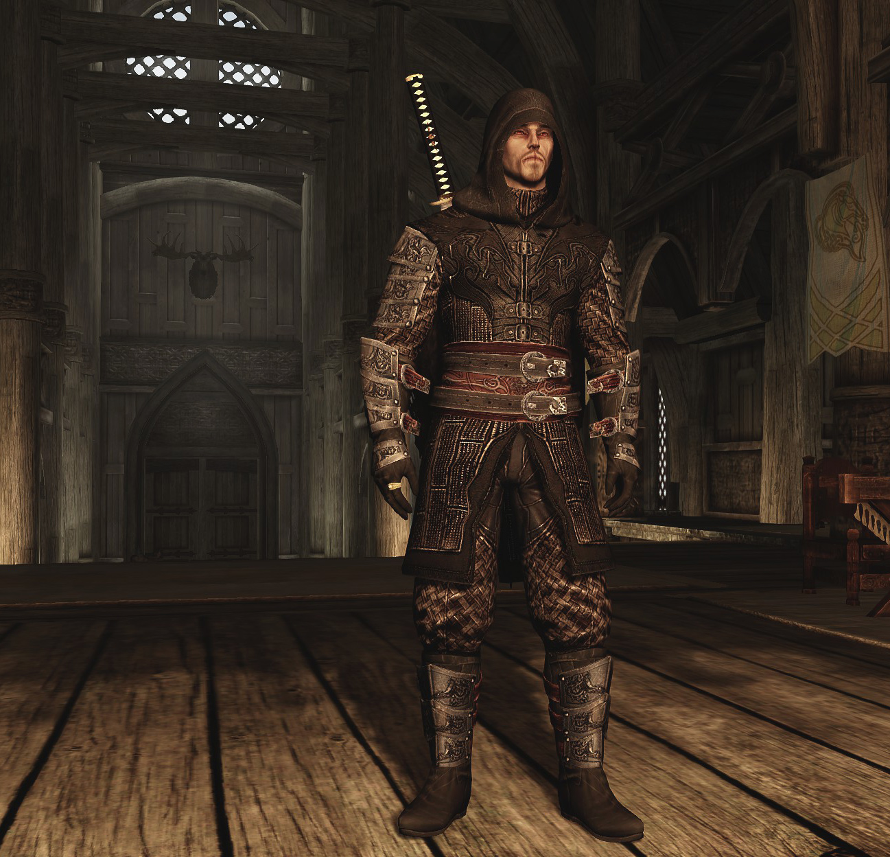 Skyrim Gear 3 Light Armor