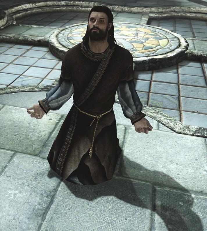 Skyrim Gear 1 Clothing