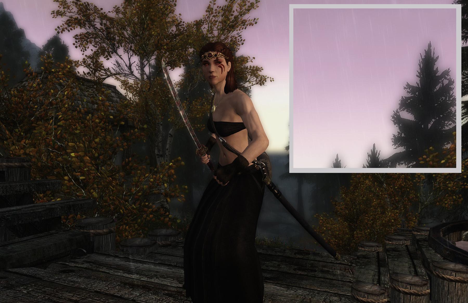 Pretty Skyrim: Elements