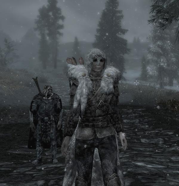 Skyrim Gear 1: Clothing