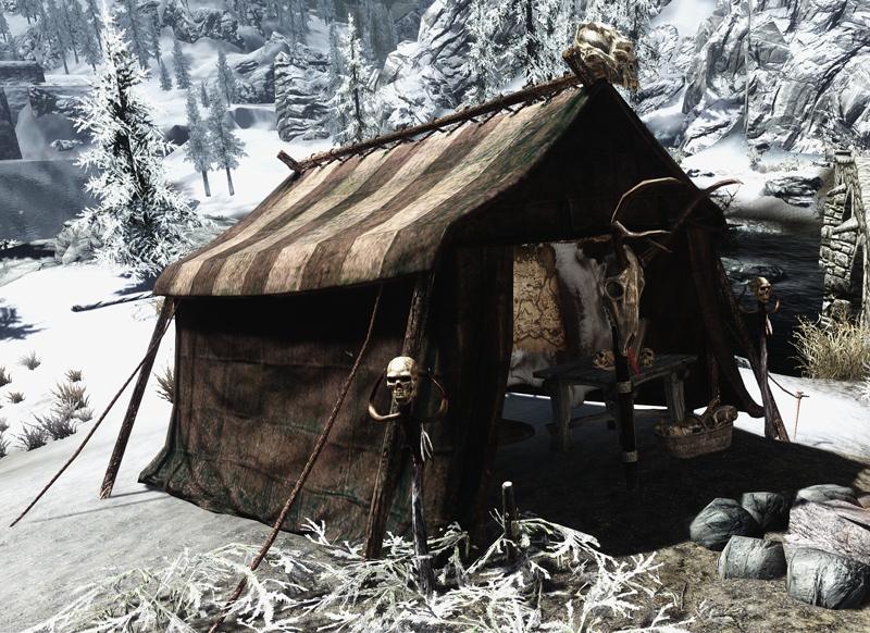 скачать мод Campfire для скайрима - фото 10