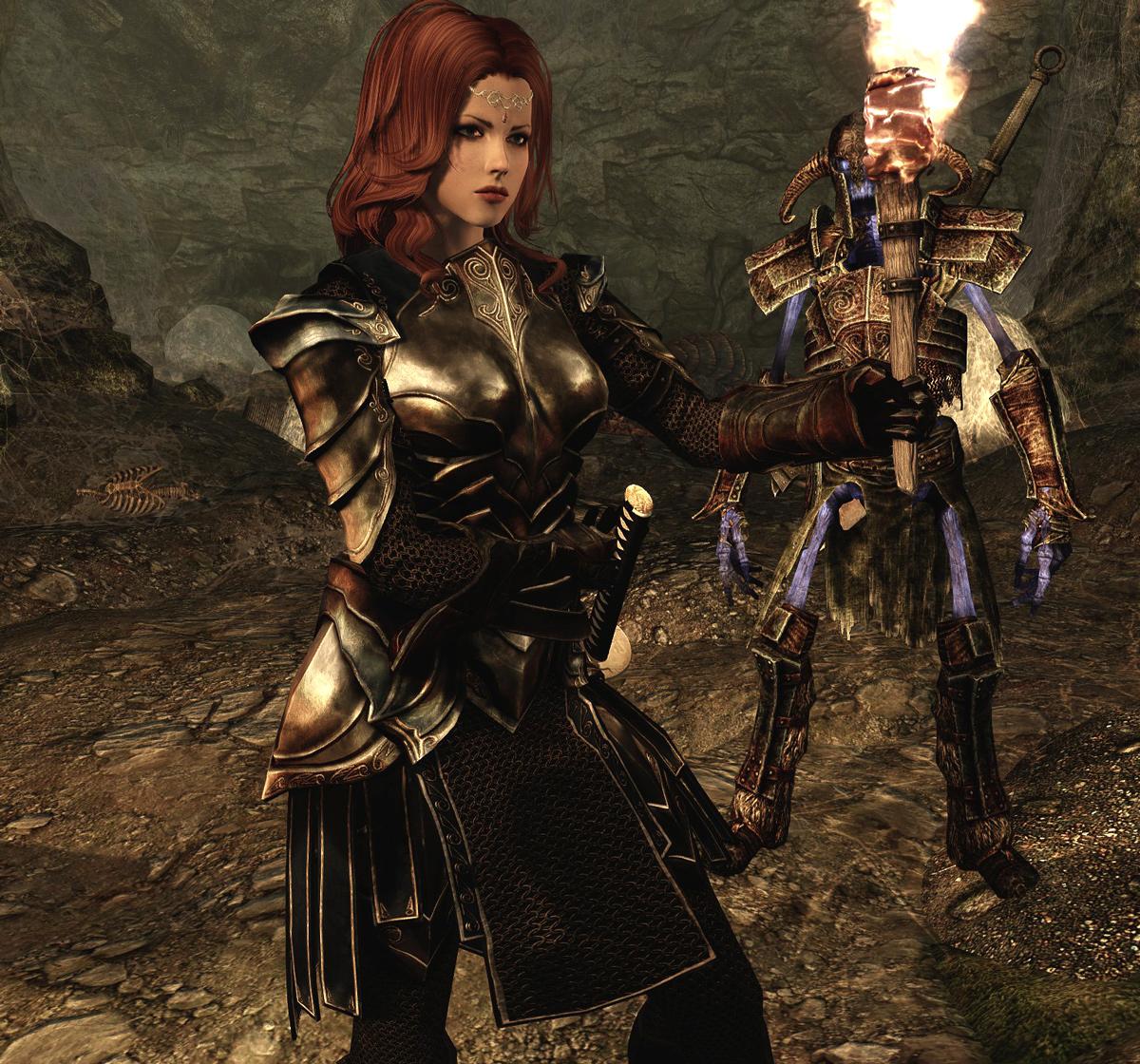 Skyrim Silver Weapons Mod