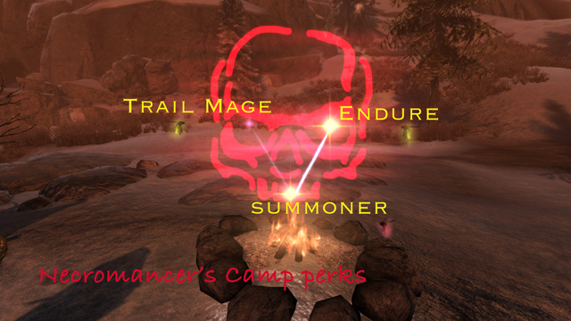 Necromancer's Camp